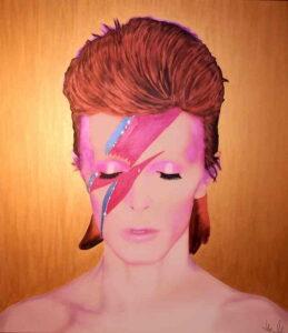 Bowie Stardust Gold