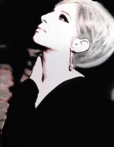 Streisand Silver